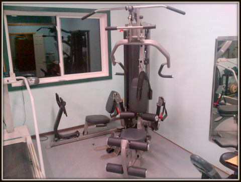 Searchmont Gym and Workout Room